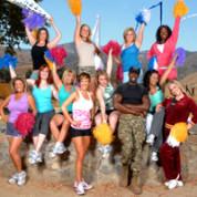 CMT Reality Show- Cheerleader Again