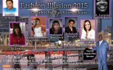 Fashion Illusion 2015 Featuring GlenNeta Griffin