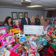 CASA Charity Toy Drive 2014