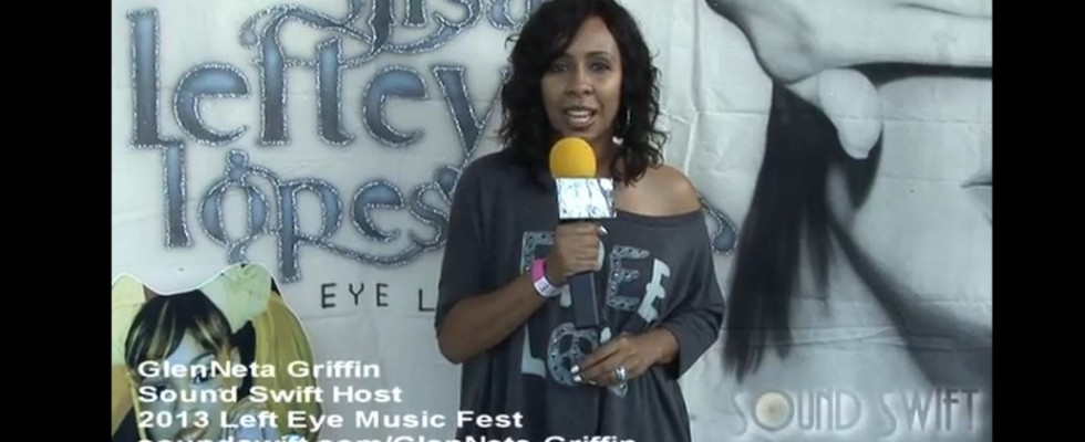 Left Eye Music Fest Host