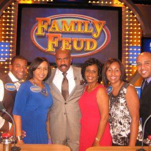 Family Feud with Steve Harvey