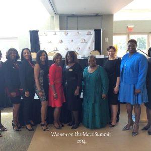 Women on the Move Summit 2014