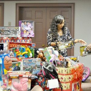 Charity Toy Drive 2014
